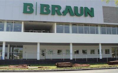 Huấn luyện An toàn lao động, vệ sinh lao động cho Công ty TNHH B.Braun Việt Nam